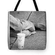 Shoeless Tote Bag