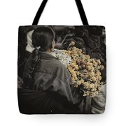 Shopping With Mom Tote Bag