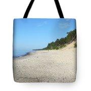 Shore Of Lake Superior Tote Bag