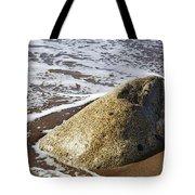 Shoreline Rock Tote Bag