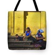 Short Leash Tote Bag
