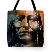 Shoshone Brave Tote Bag