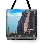 Shot Tower - Baltimore Tote Bag