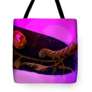 Shovel Full Of Caterpillar Tote Bag