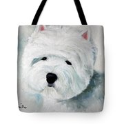 Show Dog  Tote Bag