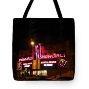 Showgirls Moving And Shaking Tote Bag