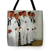 Showing Respect Tote Bag