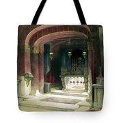 Shrine Of The Annunciation Nazareth Tote Bag