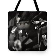 Shrinking Violet Tote Bag