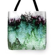 Shrouded In Fog Tote Bag