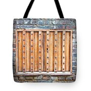 Shutters Tote Bag by Tom Gowanlock
