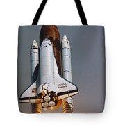 Shuttle Lift-off Tote Bag