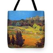 Sicily Landscape Tote Bag