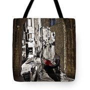 Sicily Meets Venice Tote Bag