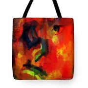 Sick And Tired Of Being Sick And Tired Tote Bag