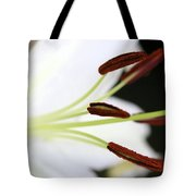 Side View Lily Tote Bag