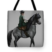 Sidesaddle Tote Bag