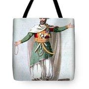 Sidy Hafsan, Bey Of Tripoli, 1816 Tote Bag