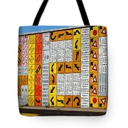 Signs And More Signs Tote Bag