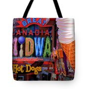 Signs Signs Signs Tote Bag