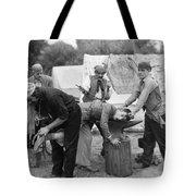 Silent Film Still: Gypsies Tote Bag