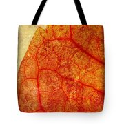 Silent Poetry Tote Bag