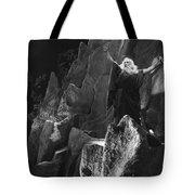 Silent Still: Biblical Tote Bag