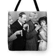 Silent Still: Bribery Tote Bag