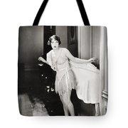 Silent Still: Lingerie Tote Bag