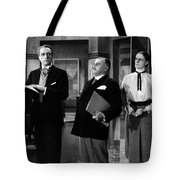Silent Still: Offices Tote Bag