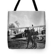 Silent Still: Warfare Tote Bag