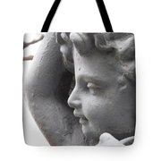 Silent Watcher Tote Bag