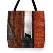Silk Mill Soot Tote Bag