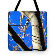 Silk Tree Tote Bag