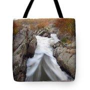 Silken Water Tent Tote Bag