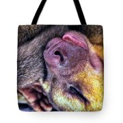 Silly Sleep Tote Bag