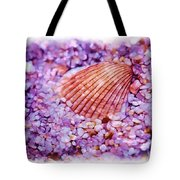 Silver Bells And Cockle Shells . . . Tote Bag