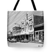 Silver City New Mexico Tote Bag