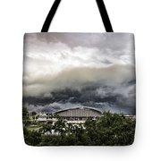 Silver Clouds V2 Tote Bag