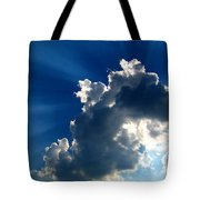 Silver Lining I Tote Bag