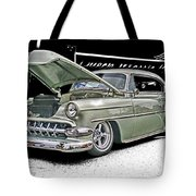 Silver Street Rod Hdr Tote Bag