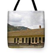 Silverton Depot Tote Bag