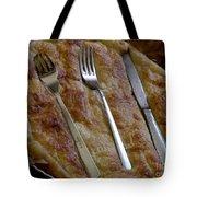 Silverware Tart Tote Bag
