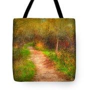Simple Pathways Tote Bag