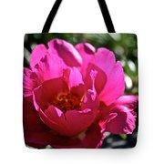 Simple Rose Tote Bag