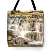 Simple Yet Powerful Waterfall Tote Bag by Daphne Sampson