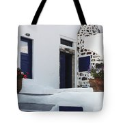 Simplicity Of Design Tote Bag