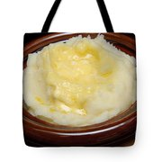 Simply Mashed Potatoes Tote Bag