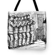 Sing Sing Prison, 1878 Tote Bag by Granger