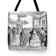 Singapore: Ball, 1854 Tote Bag by Granger